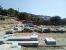 Βωμός και Εξέδρα της Ναυσίου, Κιόνια - Ωρίωνας Μ
