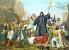 Ο Παλαιών Πατρών Γερμανός υψώνει το Λάβαρο της Επανάστασης